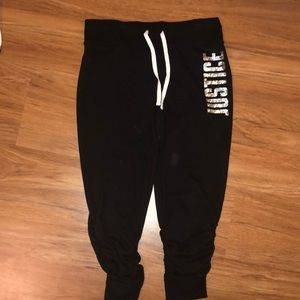 Girls Justice Joggers